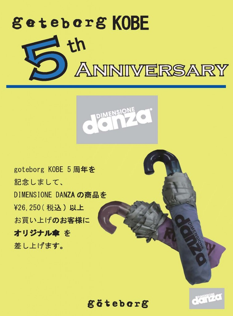 GOTE 5th DANZA A4