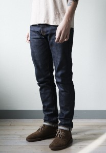 Steady Eddie Dry Heavy Japan Selvage 04