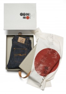 Steady Eddie Dry Heavy Japan Selvage Box
