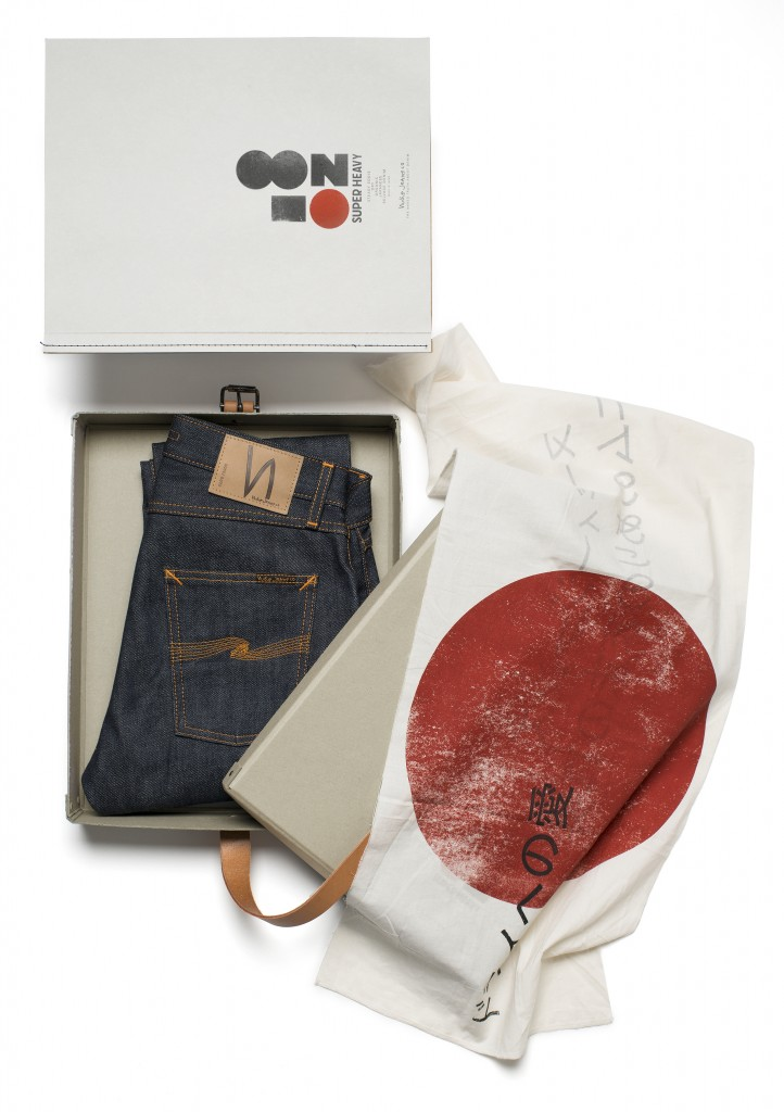 Steady Eddie Dry Heavy Japan Selvage Box