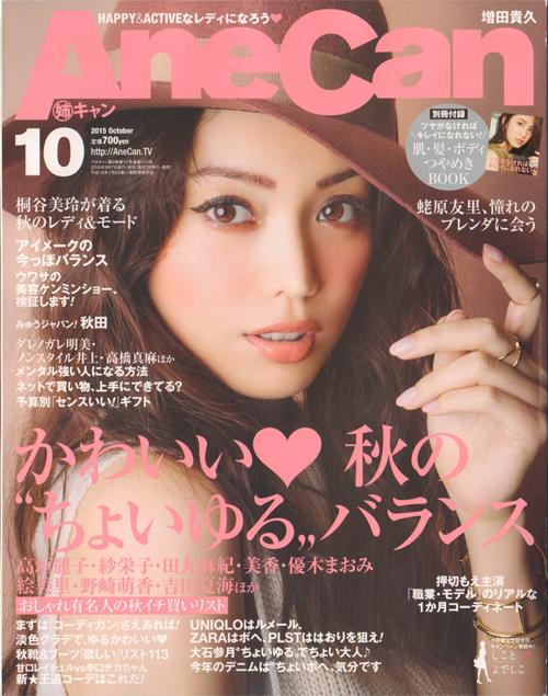 AneCan10 表紙