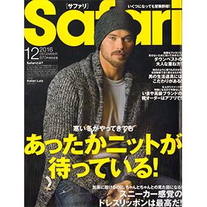 Safari1024表紙