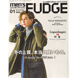 men's FUDGE表紙HP